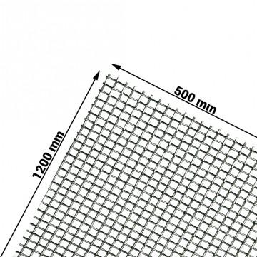 Siatka tkana nierdzewna oczko 0,16mm  AISI 316L